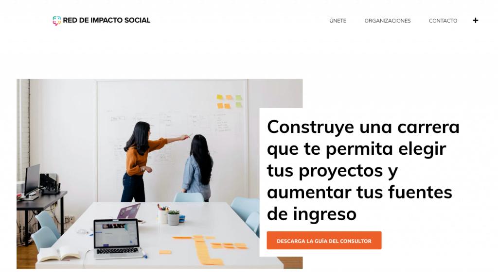 Red de impacto social